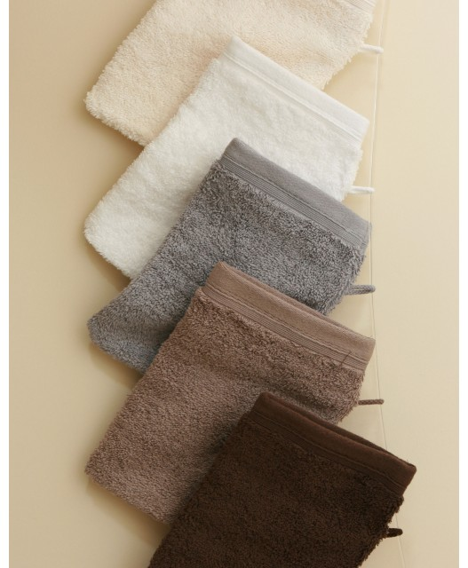 Soft washcloth 600 g, 15 x 21, various colours, Maui
